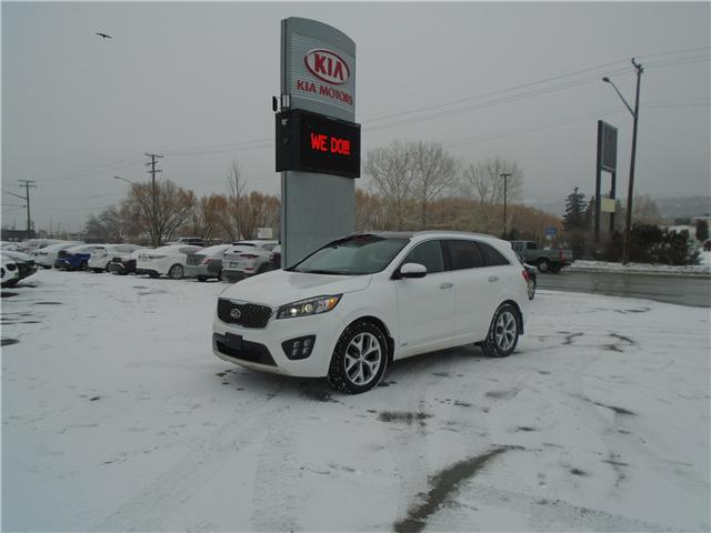 2017 Kia Sorento 2.0L SX (Stk: 7SO8013) in Cranbrook - Image 1 of 15