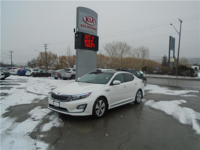 2016 Kia Optima Hybrid EX (Stk: PK1328A) in Cranbrook - Image 1 of 15