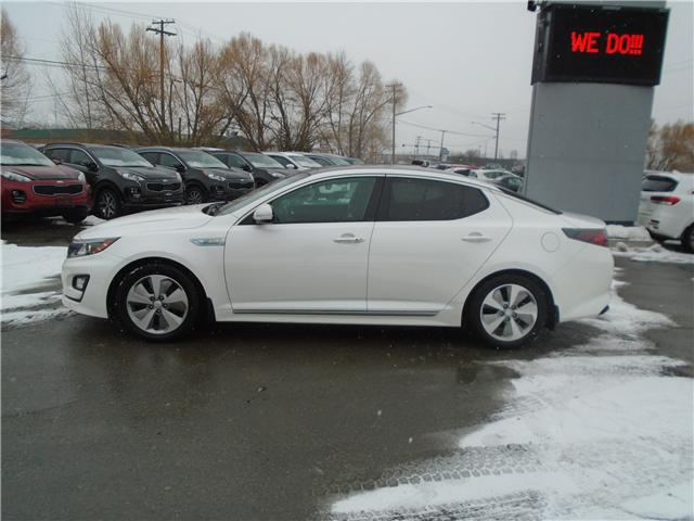 2016 Kia Optima Hybrid EX (Stk: PK1328A) in Cranbrook - Image 2 of 15