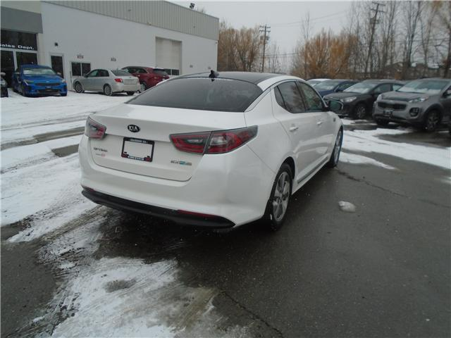 2016 Kia Optima Hybrid EX (Stk: PK1328A) in Cranbrook - Image 5 of 15