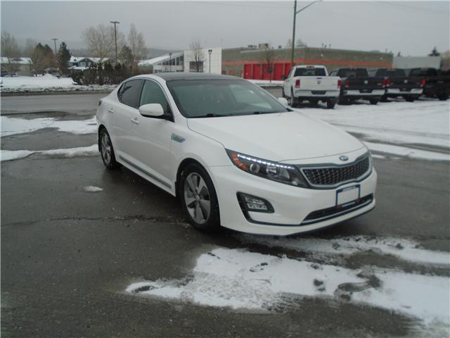 2016 Kia Optima Hybrid EX (Stk: PK1328A) in Cranbrook - Image 7 of 15