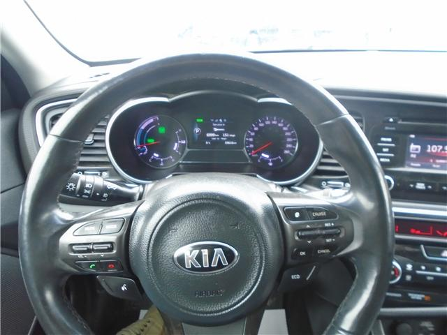 2016 Kia Optima Hybrid EX (Stk: PK1328A) in Cranbrook - Image 15 of 15