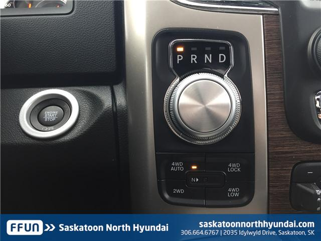 2018 RAM 1500 Laramie (Stk: B7070) in Saskatoon - Image 24 of 25