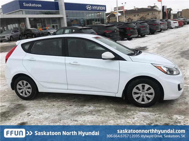 2017 Hyundai Accent LE (Stk: 39064A) in Saskatoon - Image 1 of 11