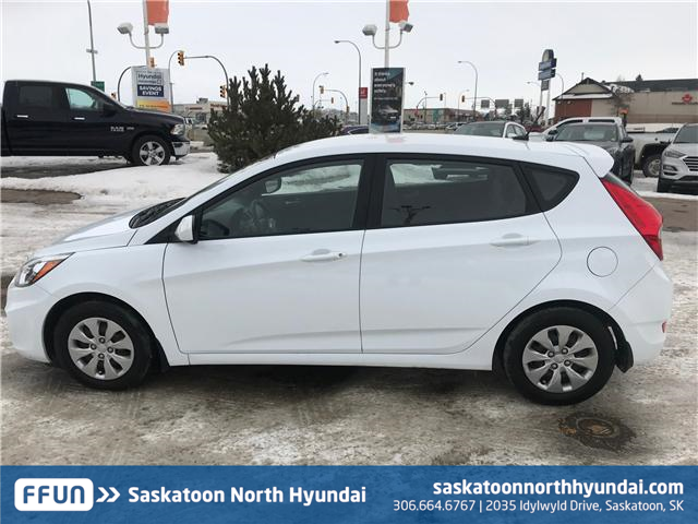 2017 Hyundai Accent LE (Stk: 39064A) in Saskatoon - Image 4 of 11