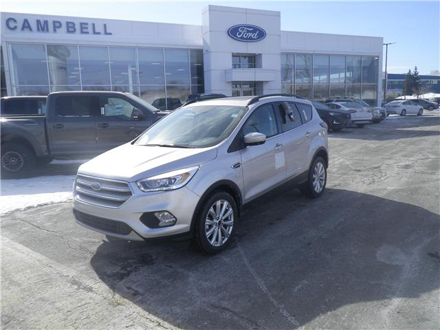 2019 Ford Escape SEL (Stk: 1912540) in Ottawa - Image 1 of 11