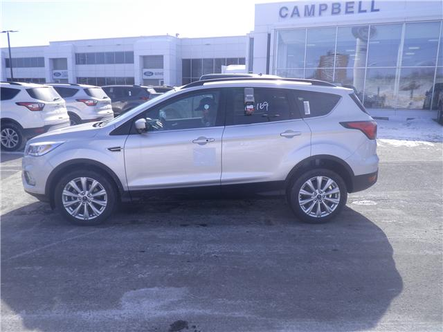 2019 Ford Escape SEL (Stk: 1912540) in Ottawa - Image 2 of 11