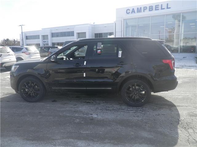 2019 Ford Explorer XLT (Stk: 1912550) in Ottawa - Image 2 of 12