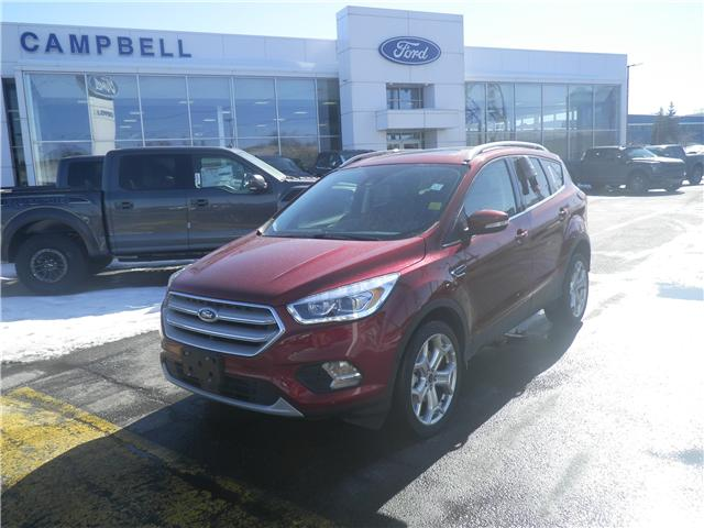 2019 Ford Escape Titanium (Stk: 1912040) in Ottawa - Image 1 of 11