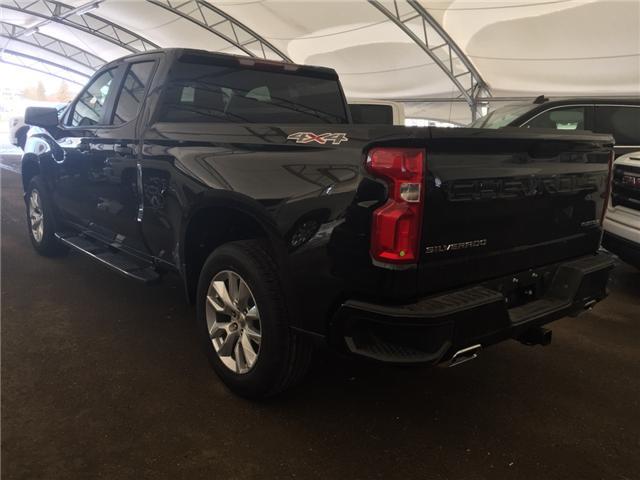 2019 Chevrolet Silverado 1500 Silverado Custom (Stk: 172604) in AIRDRIE - Image 4 of 18