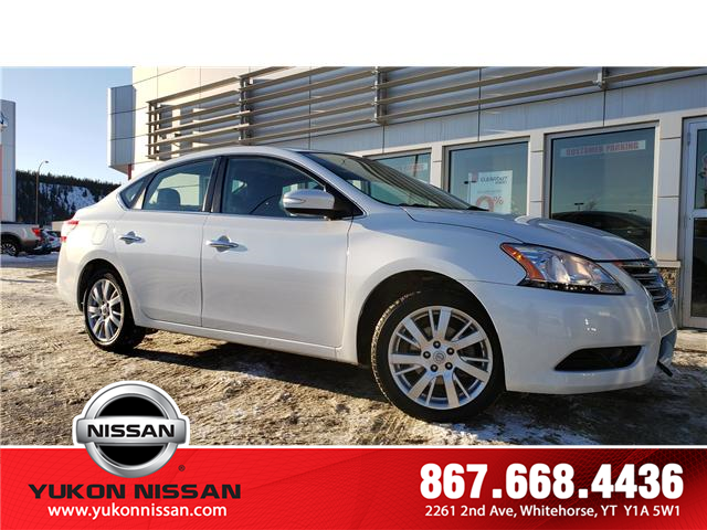 2015 Nissan Sentra 1.8 SL (Stk: 9R1760A) in Whitehorse - Image 1 of 16