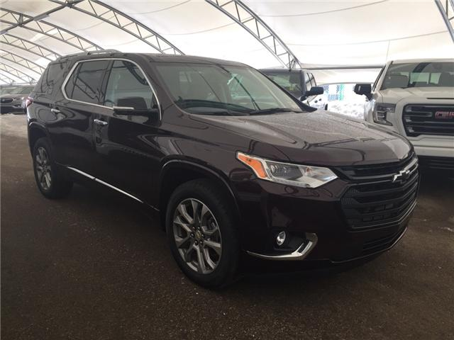 2019 Chevrolet Traverse Premier (Stk: 172062) in AIRDRIE - Image 1 of 25