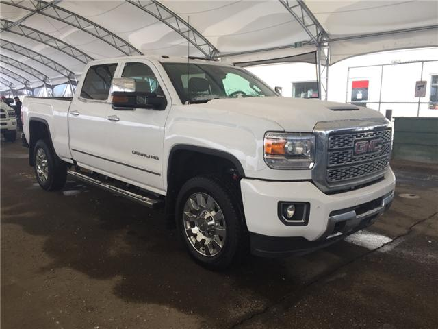 2019 GMC Sierra 2500HD Denali (Stk: 167281) in AIRDRIE - Image 1 of 19