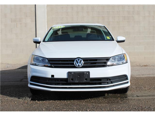 2015 Volkswagen Jetta 2.0L Trendline+ (Stk: V7094) in Saskatoon - Image 2 of 22