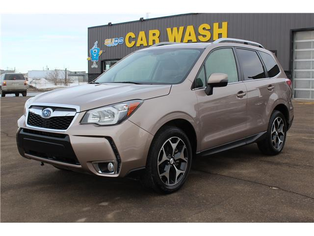 2014 Subaru Forester 2.5i Limited Package (Stk: P1584) in Regina - Image 1 of 29