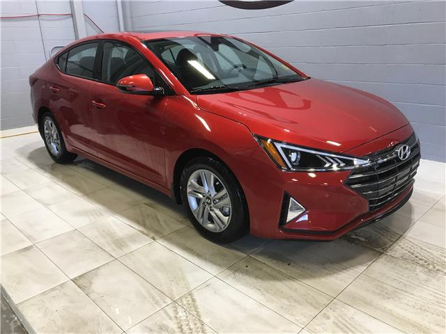 2019 Hyundai Elantra Preferred (Stk: 9EL9094) in Leduc - Image 2 of 7