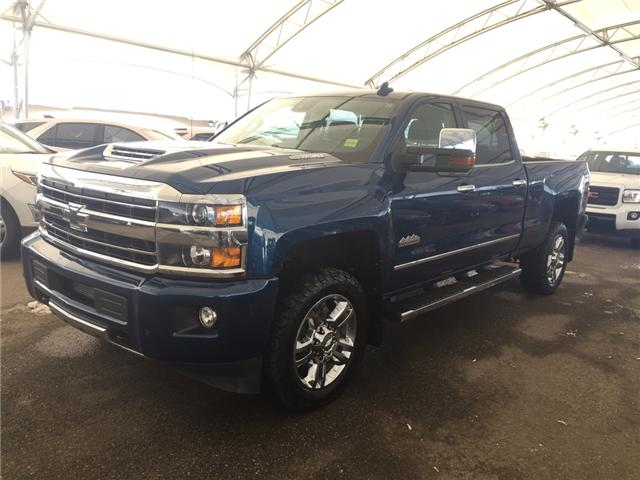 2018 Chevrolet Silverado 2500HD High Country (Stk: 164582) in AIRDRIE - Image 3 of 23
