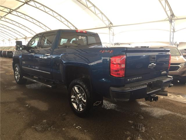 2018 Chevrolet Silverado 2500HD High Country (Stk: 164582) in AIRDRIE - Image 4 of 23