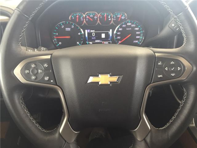 2018 Chevrolet Silverado 2500HD High Country (Stk: 164582) in AIRDRIE - Image 16 of 23