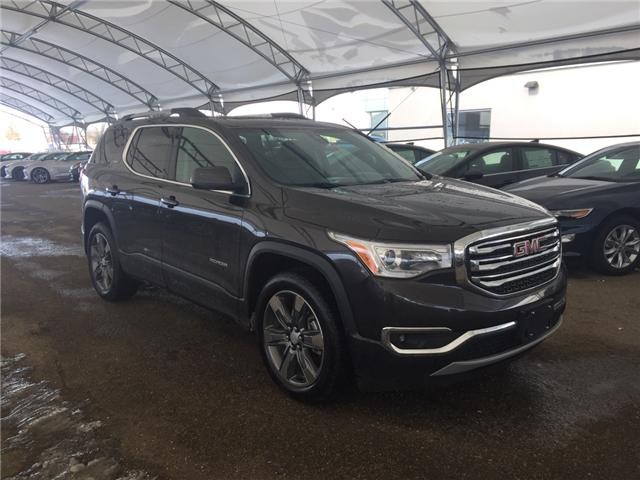 2017 GMC Acadia SLT-2 (Stk: 173200) in AIRDRIE - Image 1 of 26