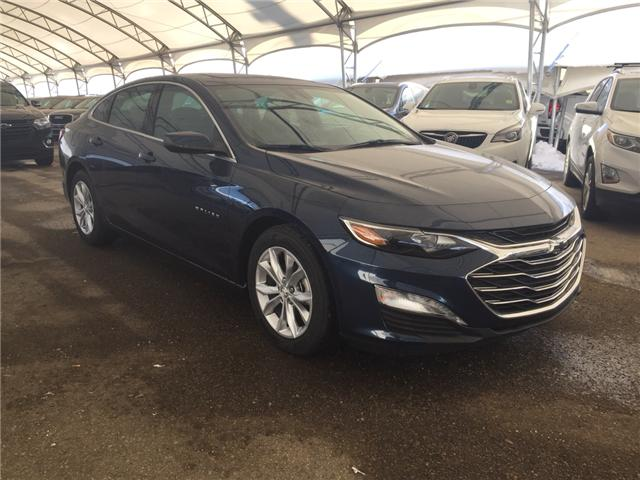 2019 Chevrolet Malibu LT (Stk: 172227) in AIRDRIE - Image 1 of 22
