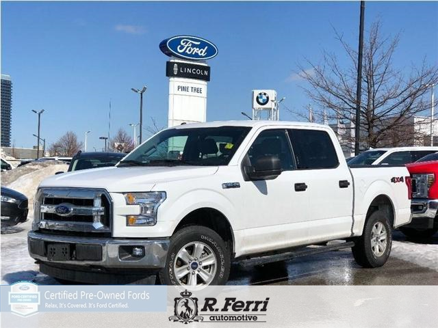 61eb36d091 2017 Ford F-150 - at  35880 for sale in Vaughan - Ferrari of Ontario
