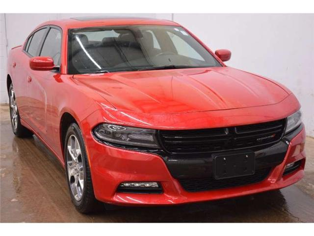 2015 Dodge Charger SXT AWD - HTD SEATS * BACKUP CAM * LEATHER (Stk: B3466) in Napanee - Image 2 of 30