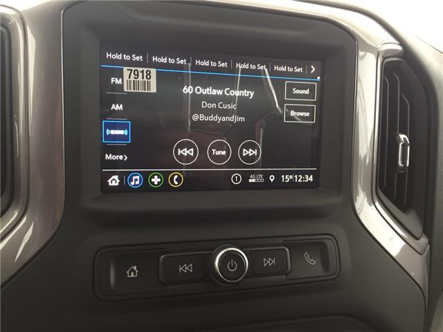 2019 Chevrolet Silverado 1500 Silverado Custom (Stk: 173336) in AIRDRIE - Image 18 of 21