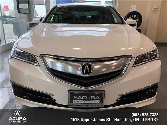 2015 Acura TLX Tech (Stk: 1513200) in Hamilton - Image 2 of 13