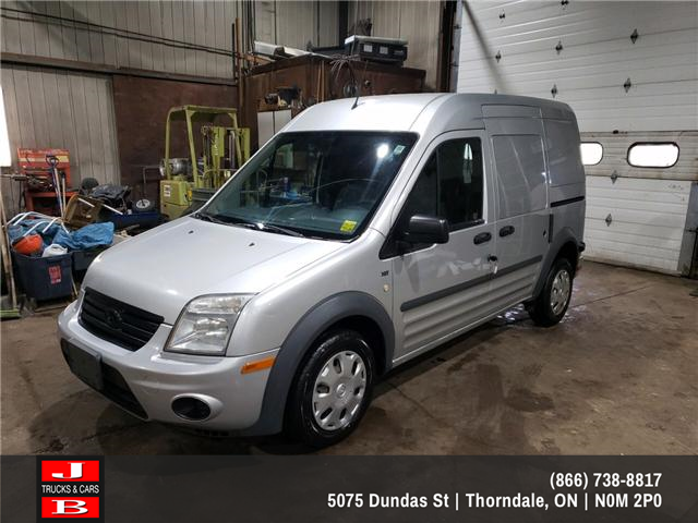 2012 Ford Transit Connect XLT (Stk: 5613) in Thordale - Image 1 of 7