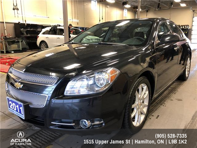 2011 Chevrolet Malibu LTZ (Stk: 1113281) in Hamilton - Image 2 of 13