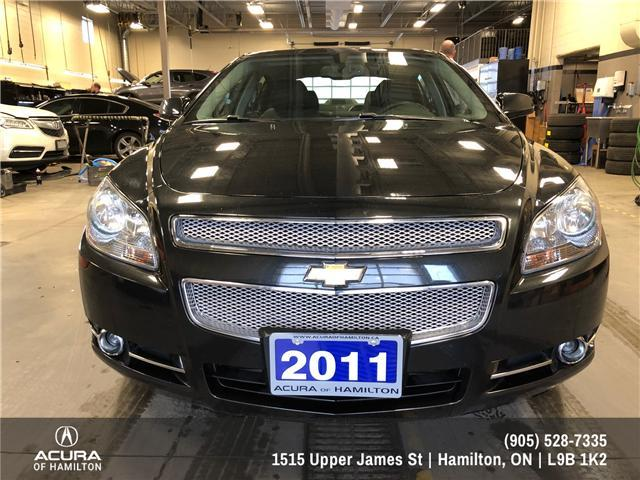 2011 Chevrolet Malibu LTZ (Stk: 1113281) in Hamilton - Image 3 of 13