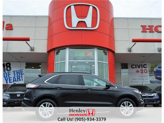2015 Ford Edge SEL REMOTE START ALLOY WHEELS AWD (Stk: B0773) in St. Catharines - Image 1 of 27