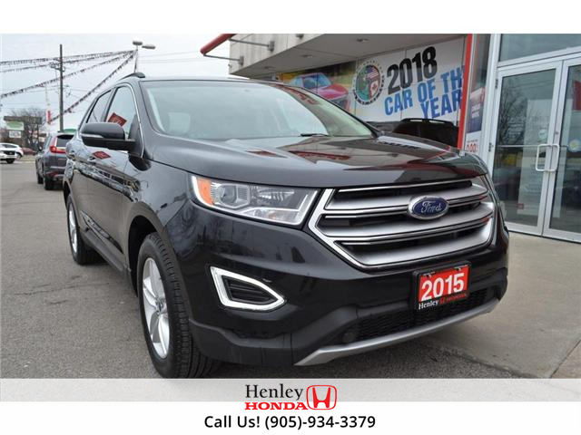 2015 Ford Edge SEL REMOTE START ALLOY WHEELS AWD (Stk: B0773) in St. Catharines - Image 2 of 27
