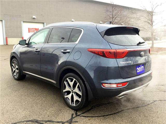 2017 Kia Sportage SX Turbo (Stk: U1438) in Hamilton - Image 23 of 28