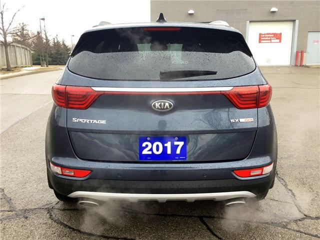 2017 Kia Sportage SX Turbo (Stk: U1438) in Hamilton - Image 24 of 28