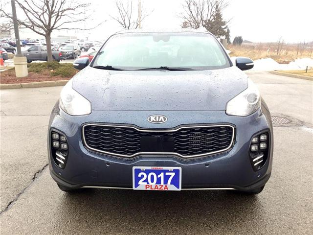 2017 Kia Sportage SX Turbo (Stk: U1438) in Hamilton - Image 28 of 28