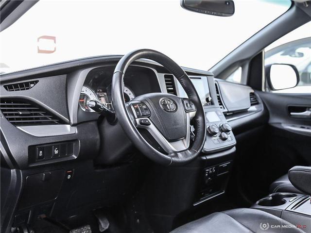 2016 Toyota Sienna SE 8 Passenger (Stk: U10970) in London - Image 6 of 27