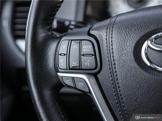 2016 Toyota Sienna SE 8 Passenger (Stk: U10970) in London - Image 11 of 27