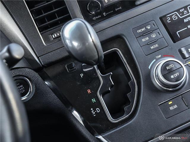 2016 Toyota Sienna SE 8 Passenger (Stk: U10970) in London - Image 12 of 27