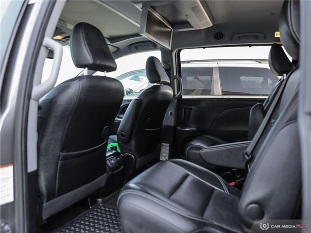 2016 Toyota Sienna SE 8 Passenger (Stk: U10970) in London - Image 17 of 27