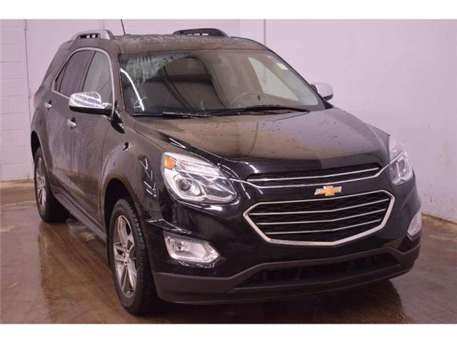 2017 Chevrolet Equinox PREMIER AWD - BACKUP CAM * HTD SEATS * LEATHER (Stk: B3460) in Napanee - Image 2 of 30