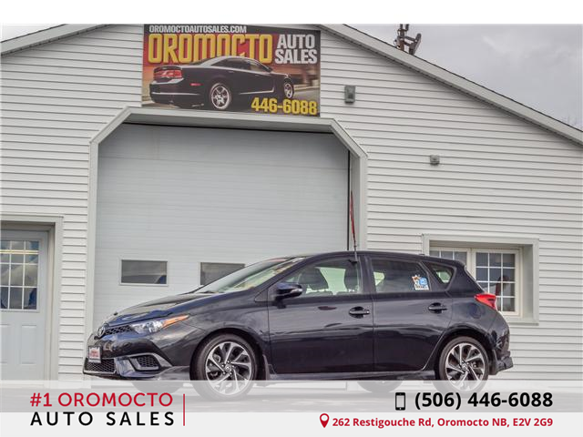 2017 Toyota Corolla iM Base (Stk: 7488) in Oromocto - Image 1 of 12