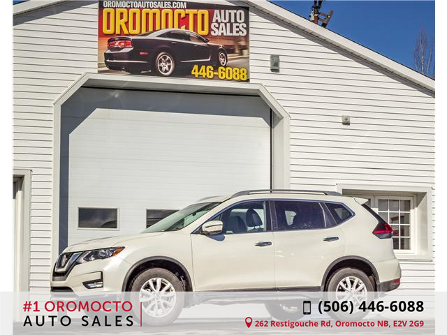2019 Nissan Rogue SV (Stk: 758) in Oromocto - Image 1 of 17