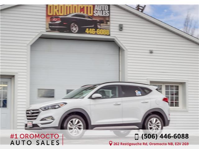 2018 Hyundai Tucson SE 2.0L (Stk: 817) in Oromocto - Image 1 of 18