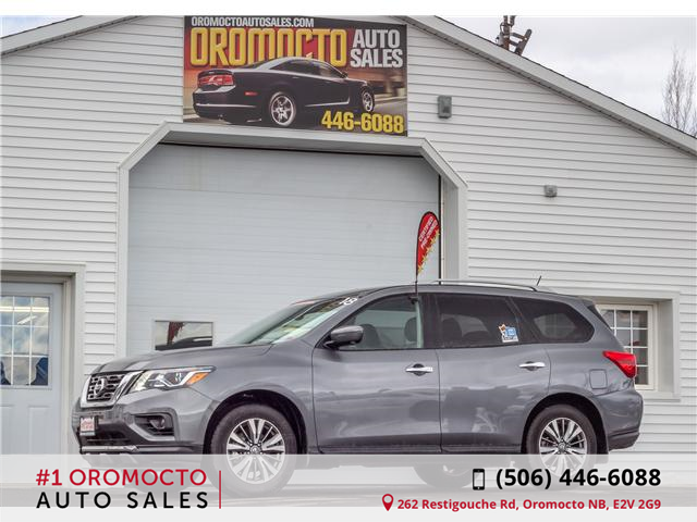 2018 Nissan Pathfinder SL Premium (Stk: 976) in Oromocto - Image 1 of 9