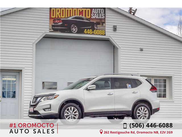 2018 Nissan Rogue SV (Stk: 562) in Oromocto - Image 2 of 10