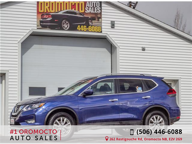 2018 Nissan Rogue SV (Stk: 012) in Oromocto - Image 1 of 14
