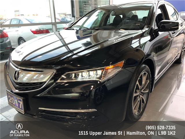 2017 Acura TLX Base (Stk: 1713350) in Hamilton - Image 1 of 16