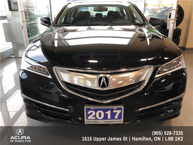 2017 Acura TLX Base (Stk: 1713350) in Hamilton - Image 2 of 16